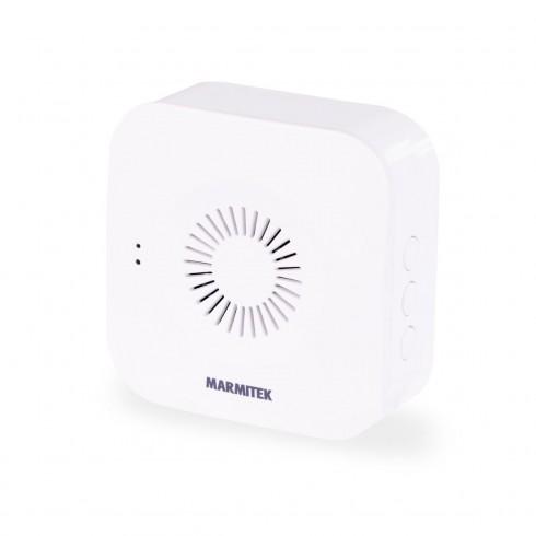 Marmitek 08500 Bell ME WHT Безжичен звънец за Buzz LO - бял
