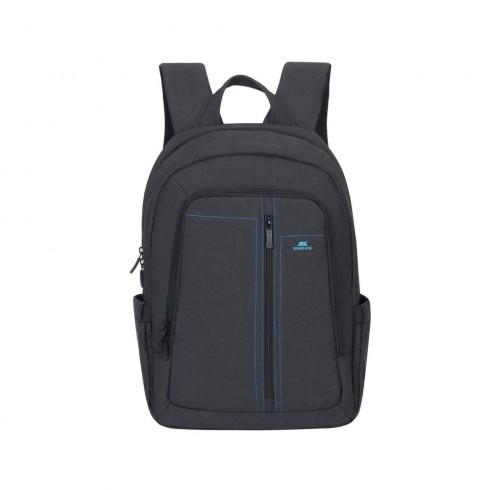 RIVACASE 7560 Раница за лаптоп 15.6, черна