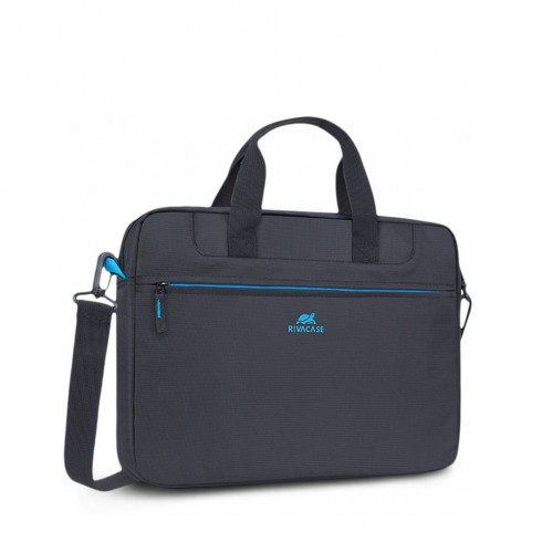 "RIVACASE 8027 Чанта за лаптоп 14"", черна"