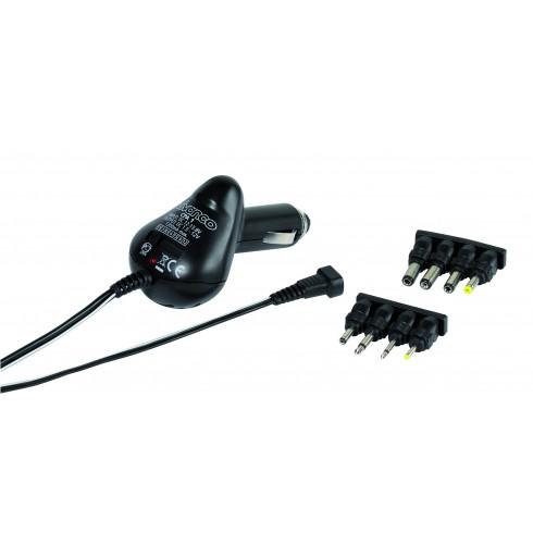 VIVANCO 35981 Универсално зарядно у-во за автомобил 3-12V,1,2A Max