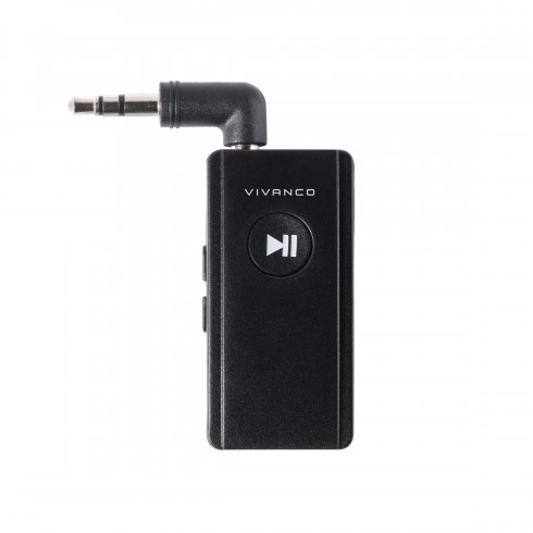 Vivanco 60341 аудио приемник Bluetooth® с функция handsfree