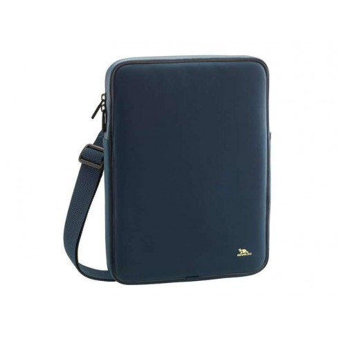 """RIVACASE 5010 противоударна тъмно синя чанта за PC 10.2"""" / 12"""