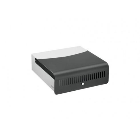Vogel's PFA 9113 голяма заключваща се поставка за DVD и лаптоп за тръби CONNECT-IT