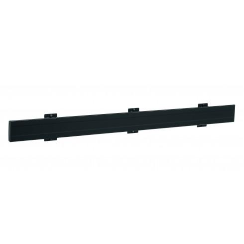 Vogel's PFB 3419 черно, хоризонтална планка за видео стени, 1900 мм