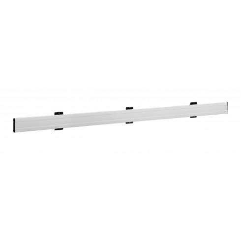 Vogel's PFB 3427 сребро, хоризонтална планка за видео стени, 2750 мм