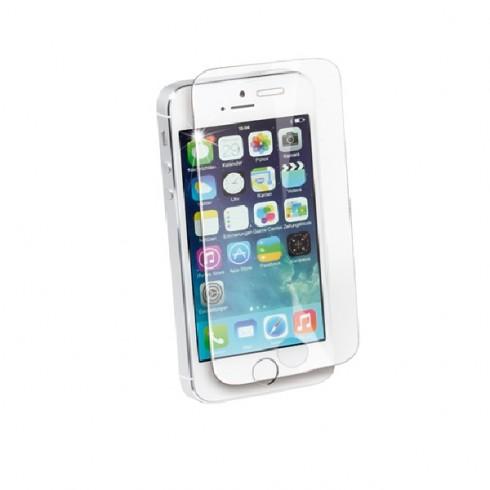 Vivanco 35489 Висококачествен стъклен протектор за Apple iPhone 5/5S