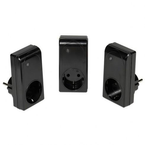Vivanco 34435 Комплект радиоуправляеми контакти 3 x3600 с дистанционно управление