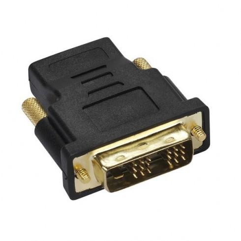 Vivanco 47074 HDMI/DVI-Адаптер, HDMI F - DVI M