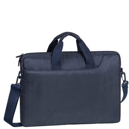 RIVACASE 8035 Чанта за лаптоп 15.6 инча, тъмно синя