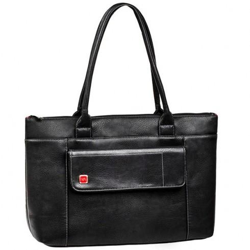RIVACASE 8991 Чанта за лаптоп 15.6 инча, чернa