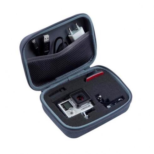 RIVACASE 7511 Предпазна калъфка за Action камера, сива