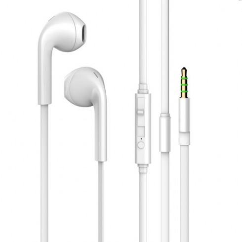 Vivanco 37618 SMART PRO стерео слушалки за смартфони, бяли