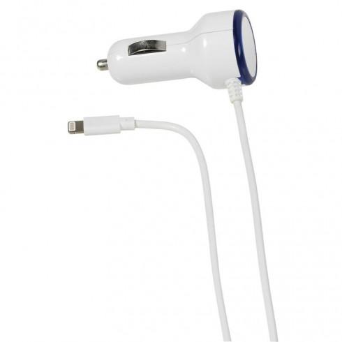 Vivanco 36302 Зарядно за автомобил USB, 1A, iPhone/iPad