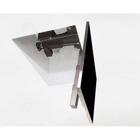 Major FLIP 90 Компактна моторизирана сгъваема стойка от таван за LED/LCD/Plasma екрани с дистанционно управление