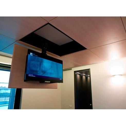 Major FLIP 100 Моторизирана сгъваема стойка от таван за LED/LCD/Plasma екрани