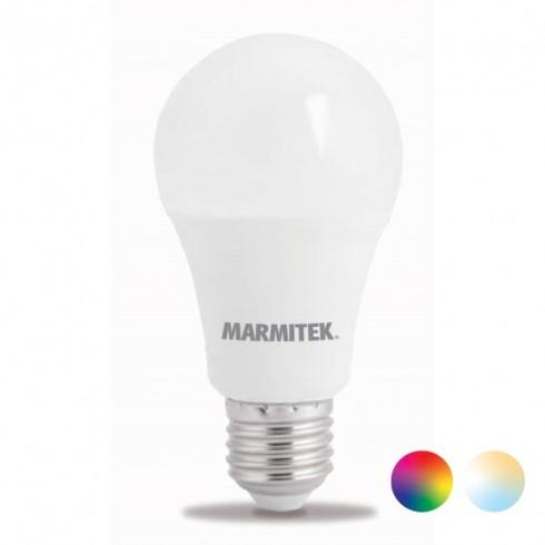 Marmitek 08507 GLOW MO Интелигентна Smart Wi-Fi LED крушка | E27 | 806 лумена | RGB | 2700-6500 К | 9W = 60W | A60