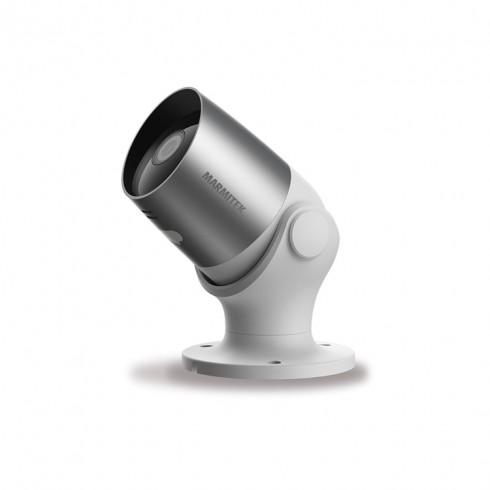 Marmitek 08529 VIEW MO Външна Smart Wi-Fi камера 1080p с детектор за движение и запис