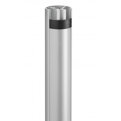 Vogel's  PUC 2408-Тръба 80см , до 40кг, сребро