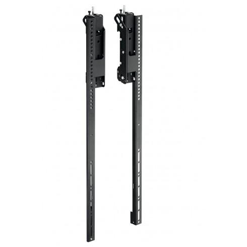 Vogel's PFS 3508 -Вертикални 3D шини за дисплеи до 80кг с наклон -3°/+7°