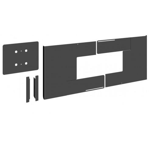 """Vogel's PFA 9161-Универсален заден капак за скриване на кабели за хоризонтален монтаж на дисплеи от 75"""" до 80"""""""