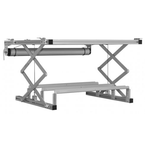 Vogel's PPL 2040 Електрическа стойка за таван за проектор до 30кг с вертикален ход до 40 см