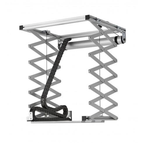 Vogel's PPL 2170 Електрическа стойка за таван за проектор до 30кг с вертикален ход до 172см