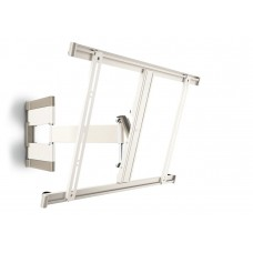 Vogel'sTHIN 345 стойка за стена LED TV с движение, бяла